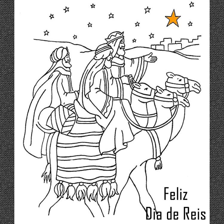 3 Reis e a estrela