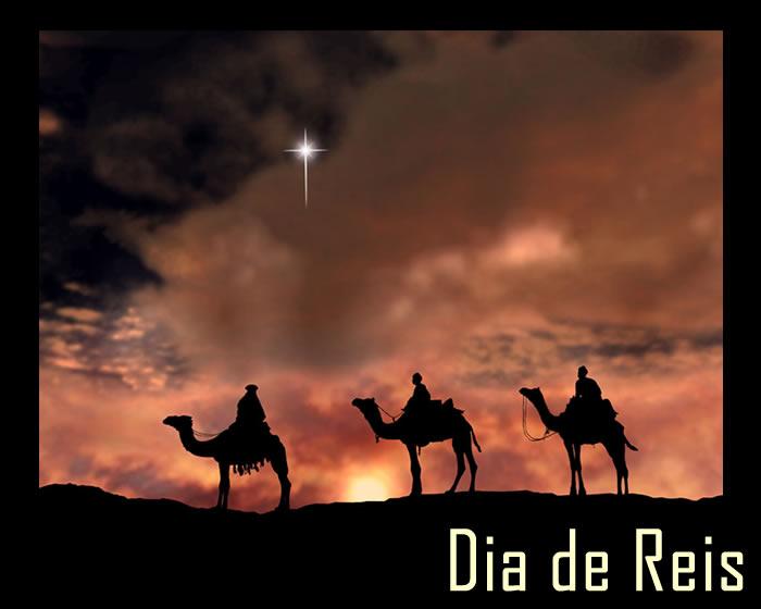 Reis Magos pôr do Sol