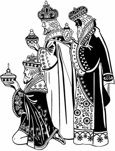 Ofertas dos 3 Reis Magos