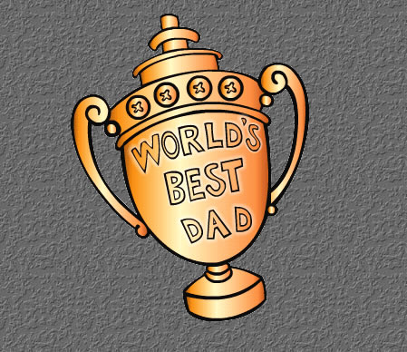 Taça de Melhor Pai